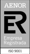 Marca ER ISO 9001 bn